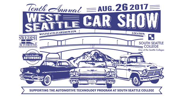 West Seattle Car Show South Seattle College - Classic car show seattle